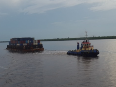 Feeder Barging, Roro Barges, Floating Barge – Eng Lee Shipping Co